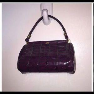 Purple Vintage Handbag Clutch?